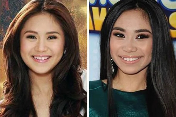 Celebrities' Doppelgangers, clones, dead ringers, or in local parlance, pinag-biyak na bunga