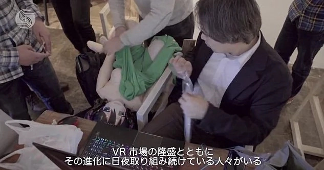 Adult VR Festival brings porn closer to real life