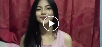Gorgeous Pinay is making everyone fall in love with her sweet cover of 'Versace On The Floor'