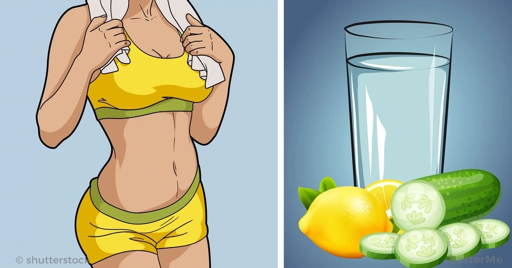 9 reasons why you should drink cucumber water every day