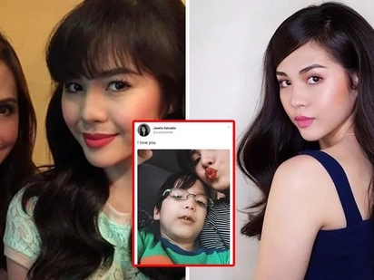 Nanay nilalaglag ang anak? Jenine Desiderio's response to Janella Salvador's post leaves netizens with mouths wide open! 'Ibang klase!'