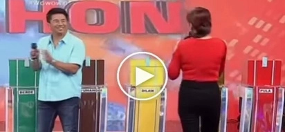 The reaction of Willie Revillame is precious after he was surprised in Wowowin