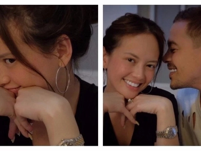 Ellen Adarna shares photos of John Lloyd Cruz's crazy new hairstyle! Netizens gave mixed reactions!