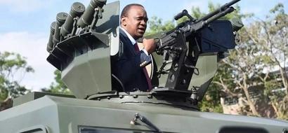 Uhuru asks African leaders to send more troops to Somalia