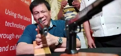 Duterte bluntly admits personally killing suspected criminals in Davao to urge police to do the same