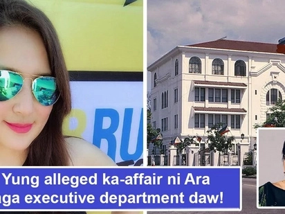 May pasabog si Manay! Lolit Solis reveals Ara Mina's alleged ka-affair is part of the executive department