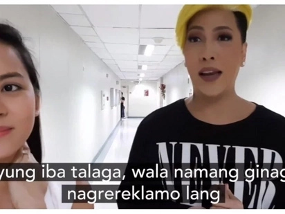 Learn from the expert! Vice Ganda shares awesome tips for Pinoys who want to help their families financially