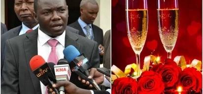 Embu Deputy Speaker wants law changed to accommodate Valentines Day