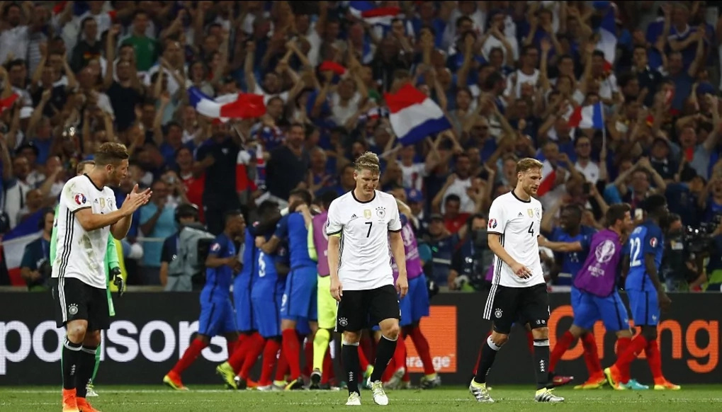 Reasons why France beat Germany in Euro 2016 semis