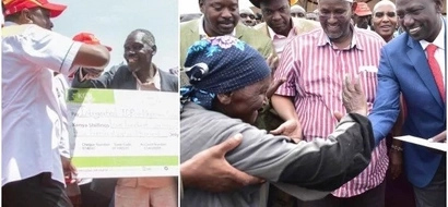 After Uhuru, Ruto now issues KSh 382 million to IDPs, details