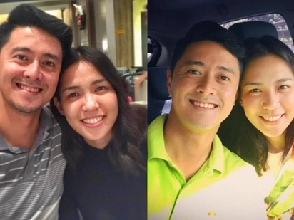 Singer Aicelle Santos revealed how reporter Mark Zambrano makes her whole now and could be the one for life