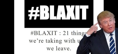 Blaxit: African-Americans Threatening To Leave US After Trump's Victory
