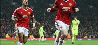 Rooney Rescues Man Utd And All Tuesday Champions League Results