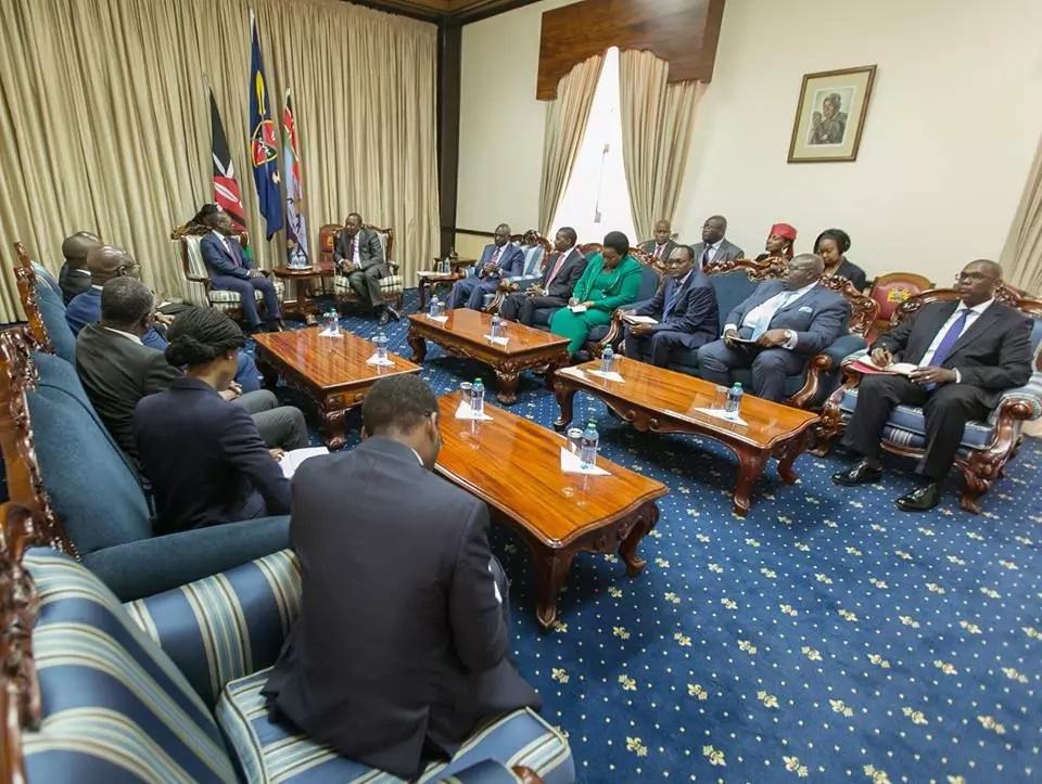 President Uhuru Kenyatta's last-inch plans before elections divides Kenyans down the middle