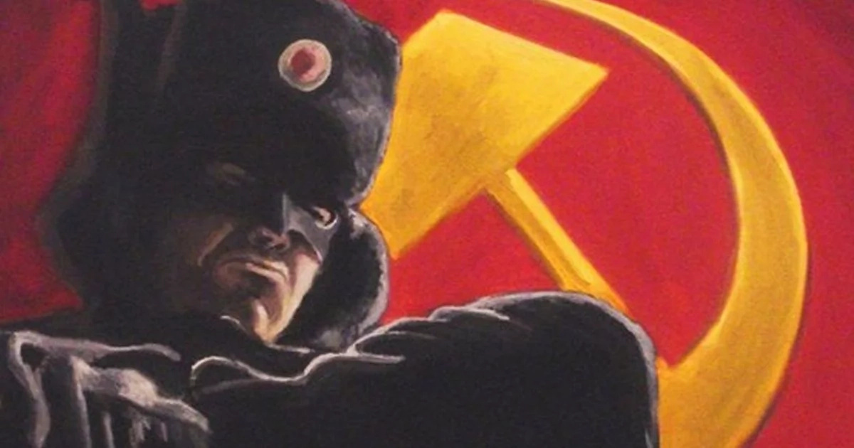 WATCH: Russian Batman Really Fights with Drug Dealers