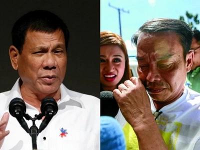 Wala siyang ipapaliwanag! Duterte expresses no guilt over Espinosa's controversial death