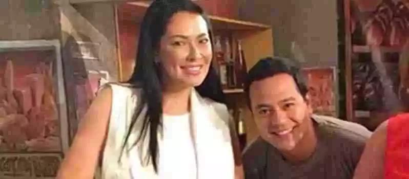 Ruffa Gutierrez consoles John Lloyd Cruz following his video controversy