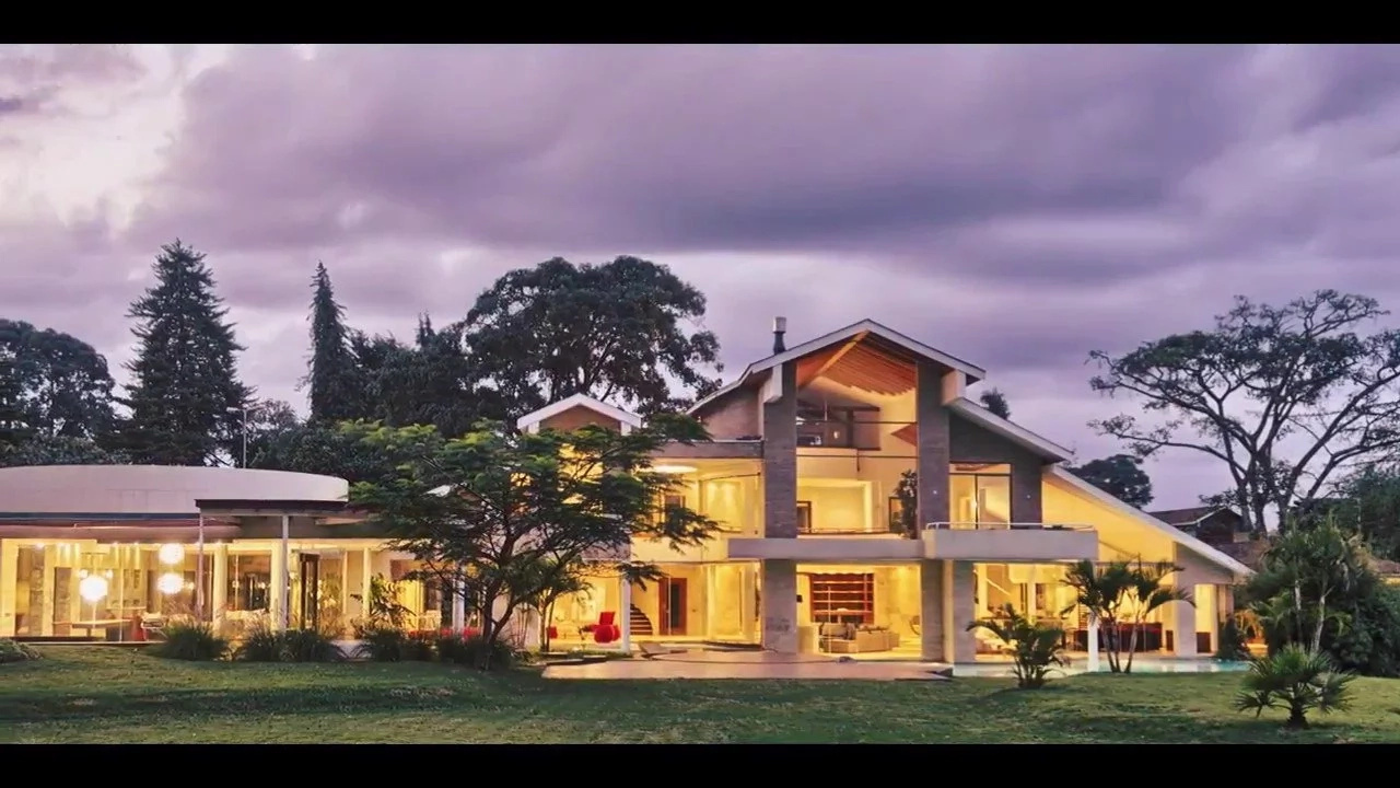 Top 10 most beautiful houses in nairobi