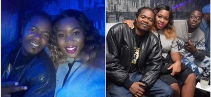 Rapper Jua Cali and his hot wife turn heads as they step out looking all loved up