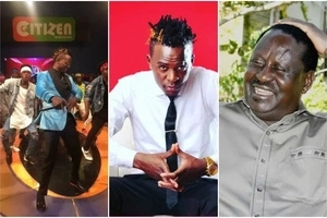 Willy Paul drags Raila into his 'Digiri' song