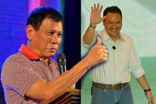 Gibo Teodoro refused DU30's defense post offer twice