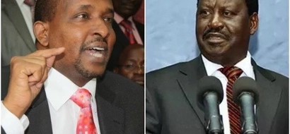 Why Raila is to blame for the DOCTORS' strike - Duale