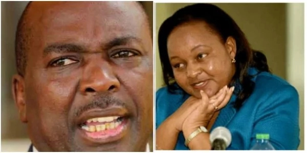 Jubilee governor mercilessly HUMILIATED after losing to Anne Waiguru