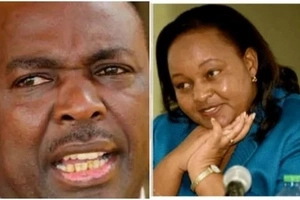Governor speaks after being defeated by Waiguru