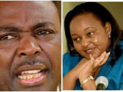 Governor speaks after being defeated by Waiguru in Jubilee primaries