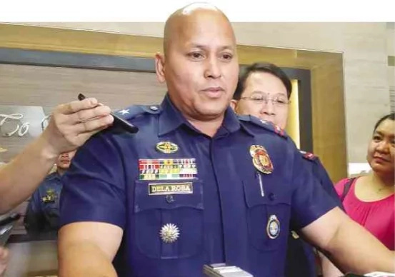 PNP Chief Bato to resign if he fails