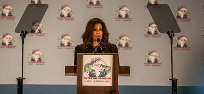 Julie Gichuru Endorses New Song Featuring Her Ululation And Obama's