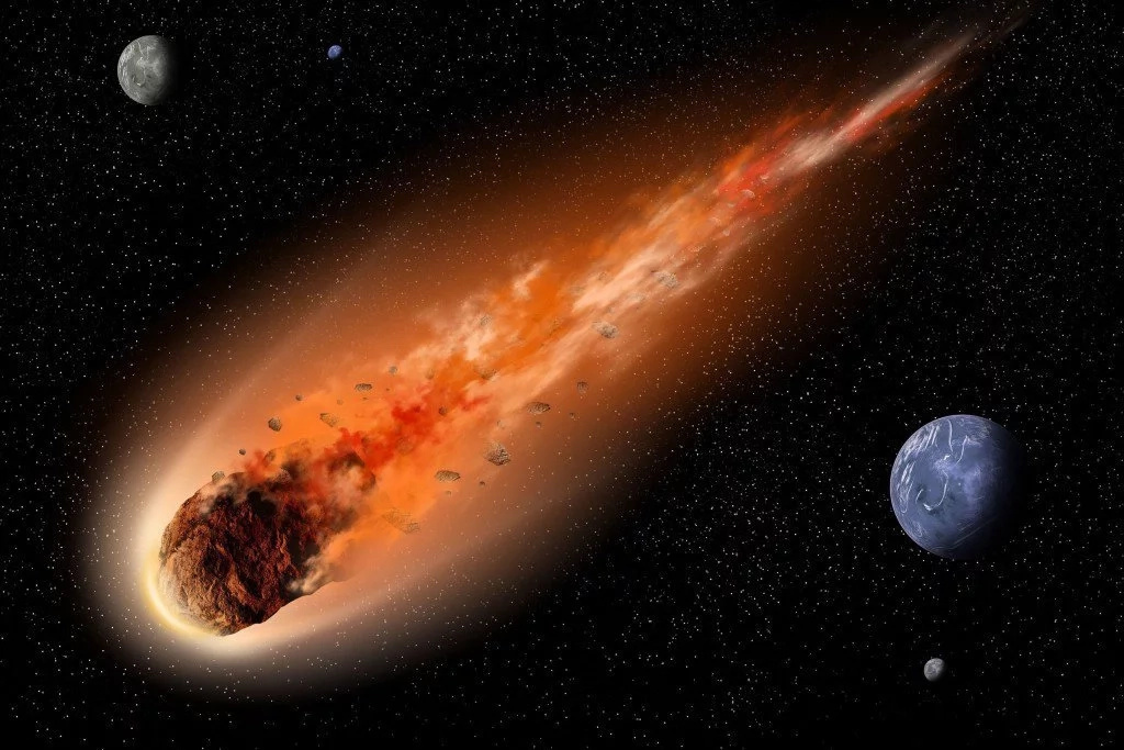 NASA: Asteroid could destroy Earth