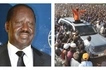 Raila has slowed down his campaigns. Is it lack of cash or due to his health?