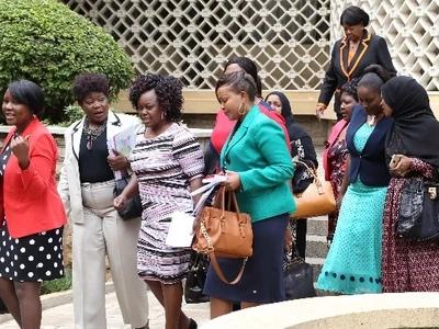 Parliament: Men dash women's hopes of awarding themselves millions