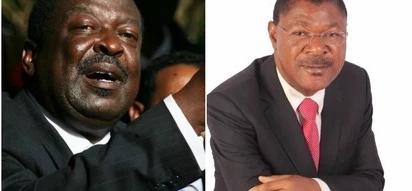 Did Moses Wetangula deny Musalia Mudavadi the NASA presidential ticket?