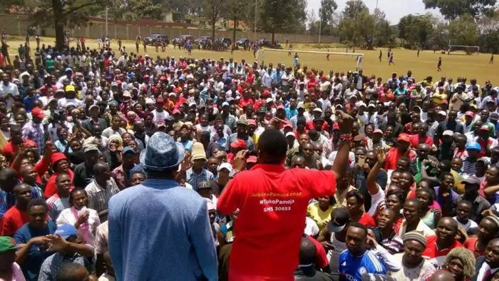 Jubilee, ODM double book venue for parallel rallies in Kisumu