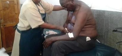Just in: 5 watchmen butchered in Machakos, 4 others injured
