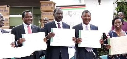 CORD receives major boost as another body joins to demand disbandment of IEBC