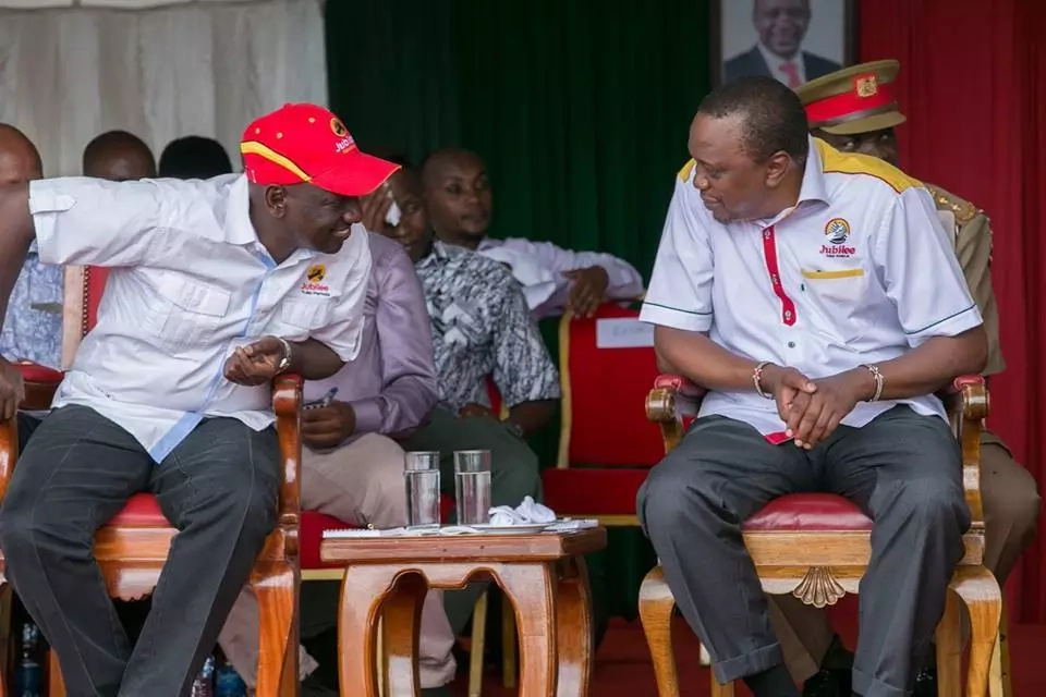 Homa Bay leaders reject Ruto, ask Uhuru to come alone during visit