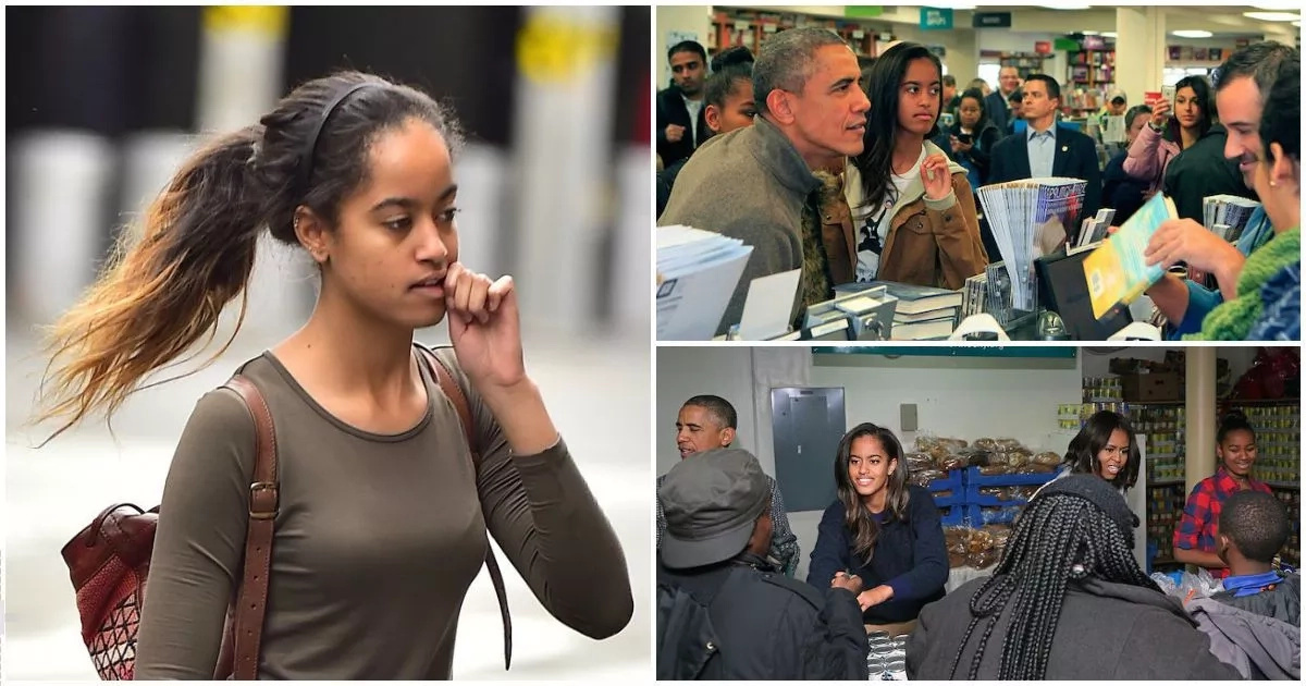Check out 5 reasons why everyone absolutely adores Malia Obama as she turns 19 (photos)