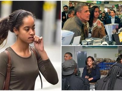 Malia Obama afikisha miaka 19! Pata sababu 3 za walimwengu kumpenda