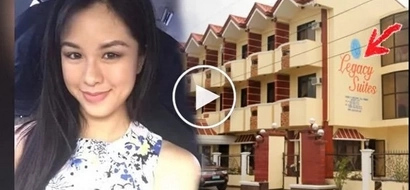 Rich kid na tunay! Check out Kisses Delavin's hotel house and you'll see she's a naturally rich kid!