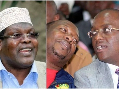 I was approached to be deputy governor before Igathe - Miguna Miguna