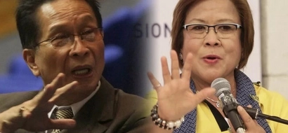 Pinagpipiyestahan siya! Furious De Lima bluntly says no one can force her to resign