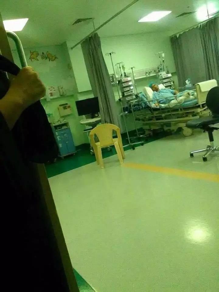Netizen seeks help to bring OFW in ICU home