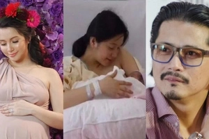 Napadede na ba si baby? Mariel Rodriguez asks Robin Padilla to pray for her breast milk