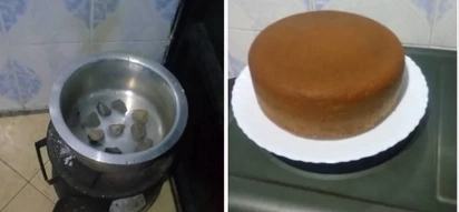 Kenyan women discover ways of making delicious cakes without using an oven and it is delightful
