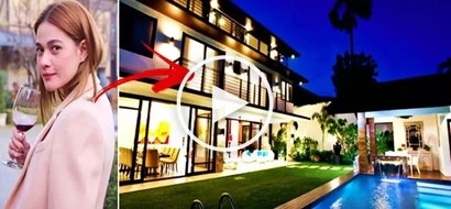Bea Alonzo's extravagant mansion looks like a 5-star hotel! Your jaw will drop after seeing every room of her house!