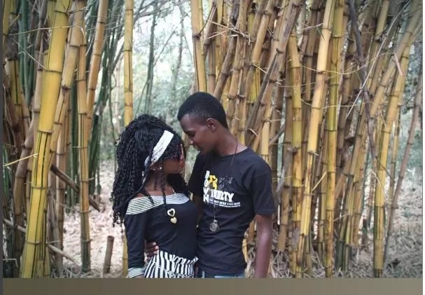 Wait a minute! Baha from Machachari is all grown, he even has a girlfriend
