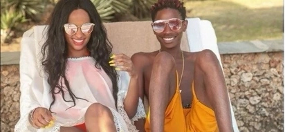 Eric Omondi mercilessly trolled for showing off his big weapon of mass destruction, details